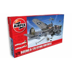 Boeing B17G Flying Fortress 1:72