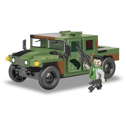 NATO AATV Jungle Humvee # Cobi 24306
