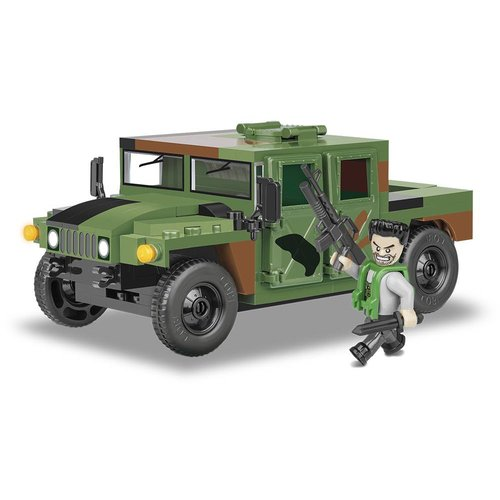 Cobi - Small Army - NATO AATV Jungle Humvee # Cobi 24306