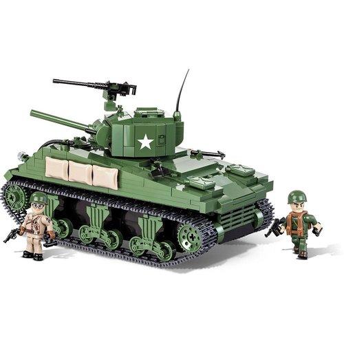 Cobi Small Army WWII - Sherman M4A1 Tank - Cobi 2464