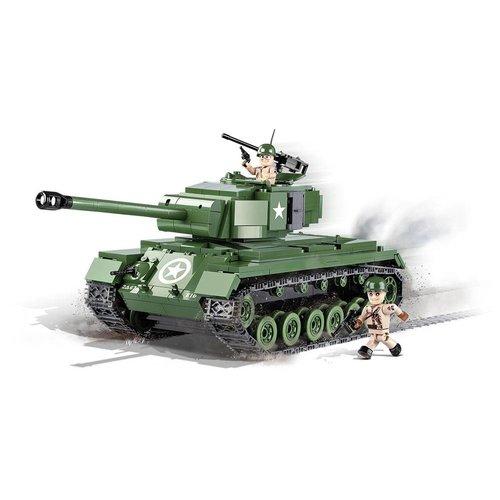 Cobi Small Army WWII - M26 Pershing #  Cobi 2471