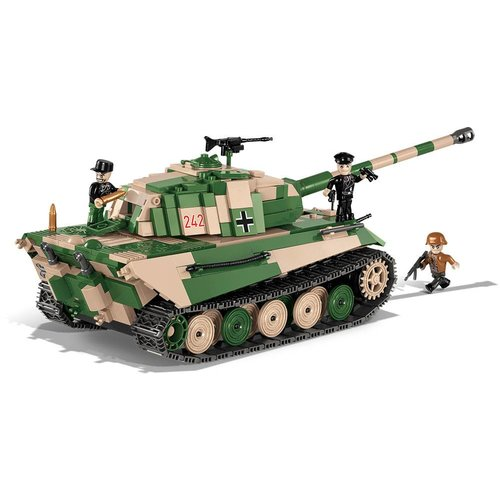 """Cobi Tiger II PzKpfw VI B """"Königstiger"""" # Cobi 2480"""