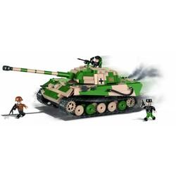 """Tiger II PzKpfw VI B """"Königstiger"""" # Cobi 2480"""