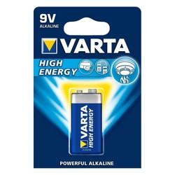 Batterij 9V VARTA Alkaline