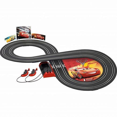 Carrera Carrera First Disney Cars 3 - Racebaan