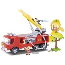 Mega Brandweerwagen # Cobi 1474
