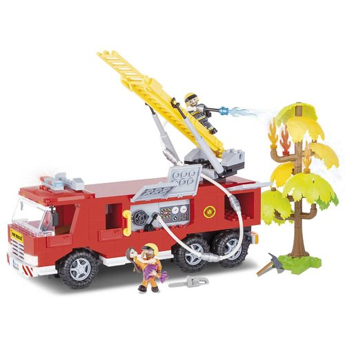 Cobi Mega Brandweerwagen # Cobi 1474