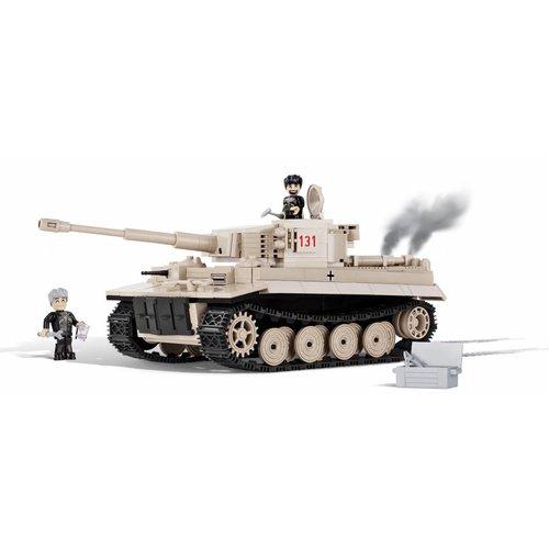 Cobi Tiger 131 tank Ausf. E # Cobi  2477