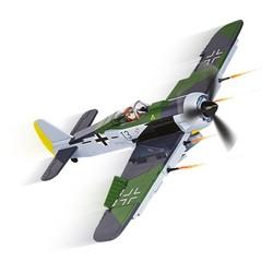 Focke Wulf FW190A-8 # Cobi 5535