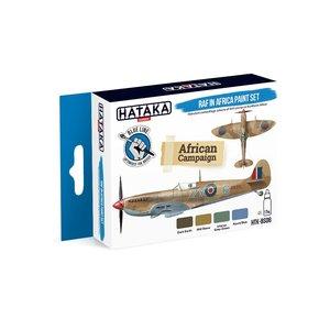 Hataka RAF In Africa Verf Set # HTK-BS08