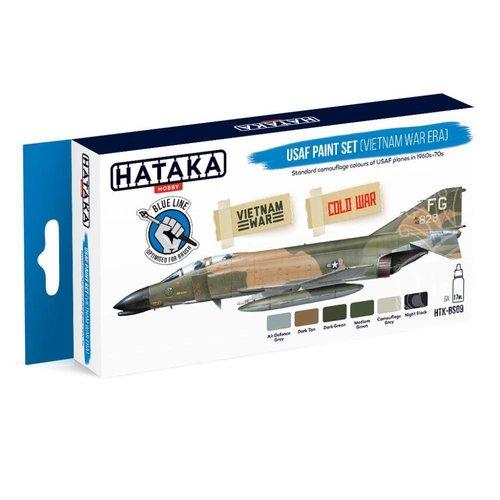 Hataka USAF Verf Set  Vietnam # HTK-BS09