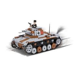 WW2 Panzer II Ausf. C. # Cobi  2459 A