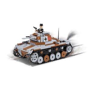 Cobi WW2 Panzer II Ausf. C. # Cobi  2459 A