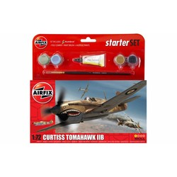 Curtiss Tomahawk IIB 1:72 # A55101