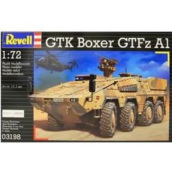 GTK Boxer GTFz  A1 1:72 # Revell 03198