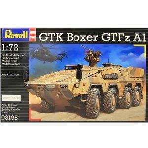 Revell GTK Boxer GTFz  A1 1:72 # Revell 03198
