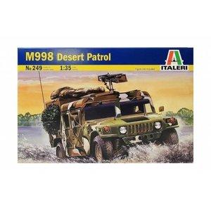 Italeri M998 Desert Patrol # Italeri 0249