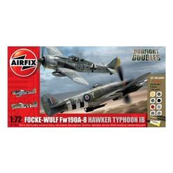 Focke-Wulf & Hawker Typhoon 1:72 # Airfix 50136
