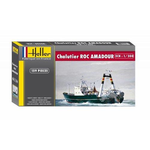 Heller ROC Amadour 1:200  # Heller 80608