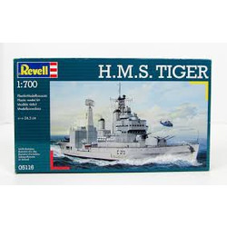 H.M.S. Tiger 1:700  # Revell 05116
