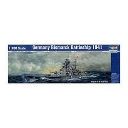 Bismarck 1: 700 # Trumpeter 05711