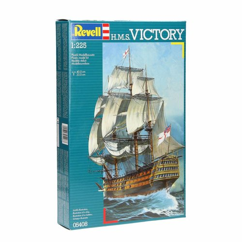 Revell H.M.S. Victory 1:225 # Revell 05408