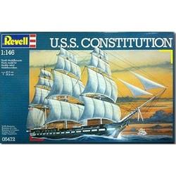 U.S.S. Constitution 1:146 # Revell 05472