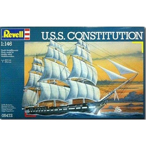 Revell U.S.S. Constitution 1:146 # Revell 05472