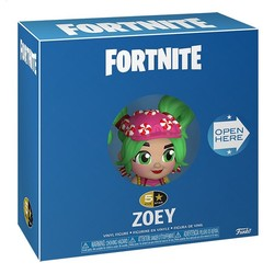 Funko 5 Star Fortnite Zoey