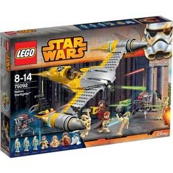 Star Wars  Naboo Starfighter # Lego 75092