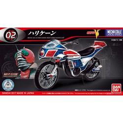 Bandai Mecha Collection Kamen Rider No.2 Hurricane