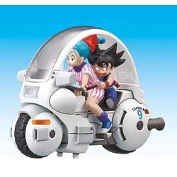 Bandai Dragon Ball bouwpakket Bulma Cap Motorcycle