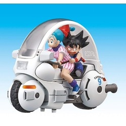 Bandai Namco Mecha Collection Dragon Ball - Vol.1 Bulmas Capsule No.9 Motorcycle Model Kit