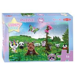 Lumo Stars Puzzel - Summer - 56 stukjes