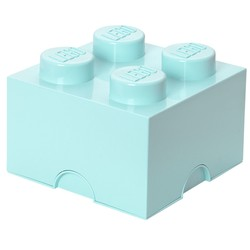 Lego Opbergbox Aqua 2x2 # Lego 4003