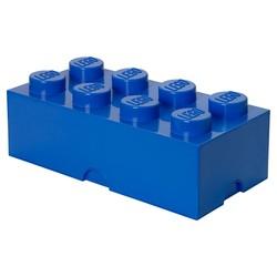 LEGO 4004 Blauwe Opbergbox 2x4