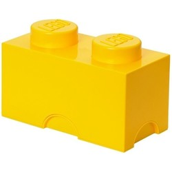 LEGO 4002 Gele Opbergbox 2x1