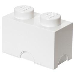 LEGO 4002 Opbergbox Wit 2x1