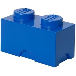 LEGO 4002 Blauwe Opbergbox 2x1