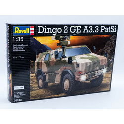 Revell Dingo 2 GE A3.3 PatSi 1:35 # Revell 03242