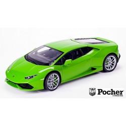Pocher HK 109 -  Lamborghini Huracan Verde  Mantis 1:8