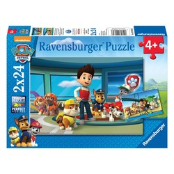 Paw Patrol Puzzel Hulpvaardige Speurneuzen - 2x24 st.