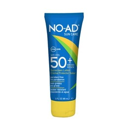No Ad Zonnebrand Lotion SPF 50+ 89 ml