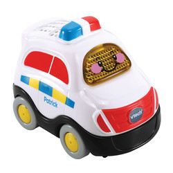 VTech Toet Toet Auto's - Patrick Politie