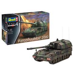 Pantserhouwitser 2000  1:35 # Revell 03279