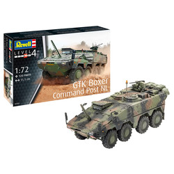 GTK Boxer Command Post NL 1:72  # Revell 03283