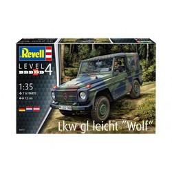 Lkw gl Leicht Wolf 1:35 # Revell 03277