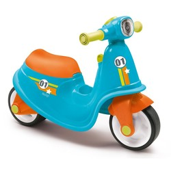 Smoby Loopscooter Blauw