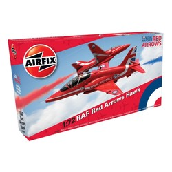 RAF Red Arrows Hawk 1:72 # Airfix A02005C