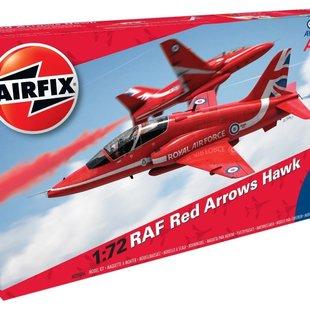 RAF Red Arrows Hawk 1:72 # Airfix A02005C